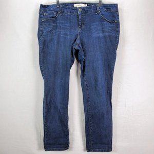 Torrid Boyfriend Jeans Size 18R Stretch